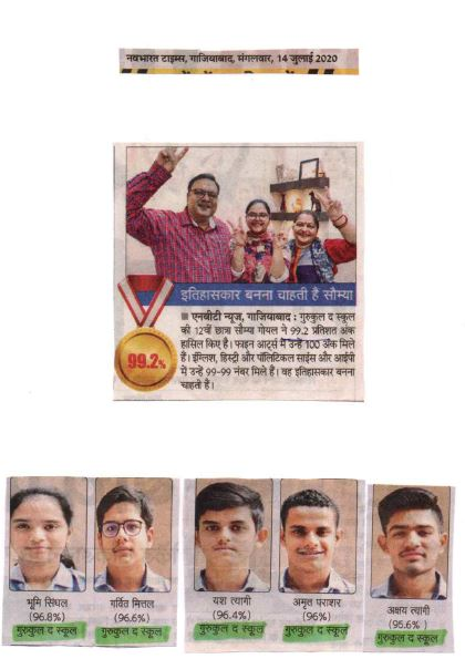 School with Best Result In Ghaziabad
